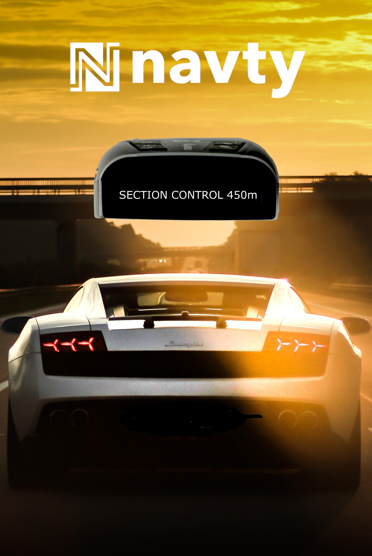 Detector de Radar NAVTY P1 Premium Edition