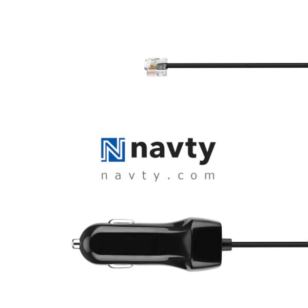 NAVTY straight cord USB