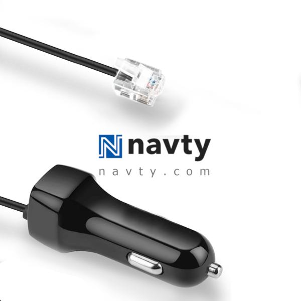 NAVTY P1 RJ11 Kabel USB Front