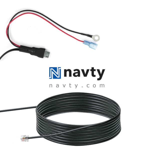 NAVTY P1 direct wire cord