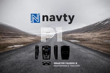 NAVTY P1 smarter fahren
